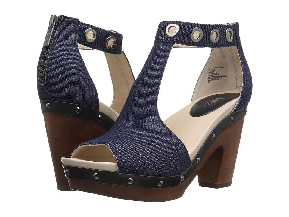 Jambu - Sheila (Denim) High Heels
