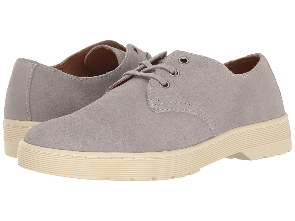 Dr. Martens - Coronado (Mid Grey Hi Suede WP) Men's Shoes