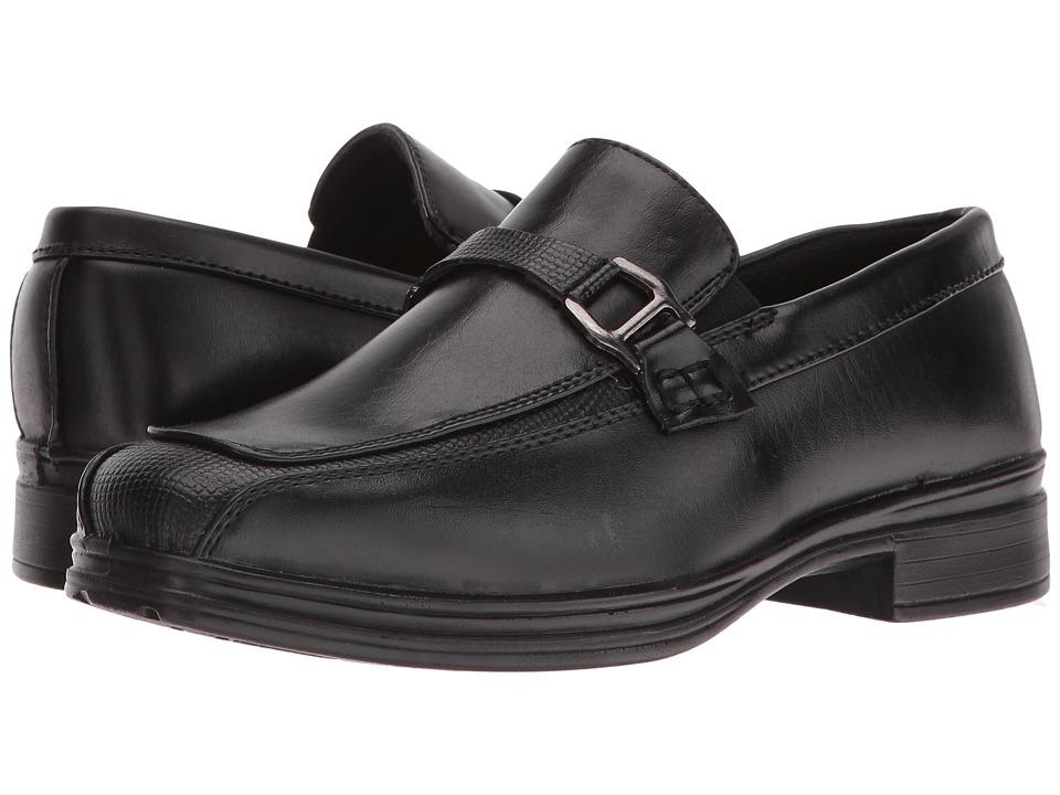 Deer Stags Kids - Fierce (Little Kid/Big Kid) (Black) Boy's Shoes