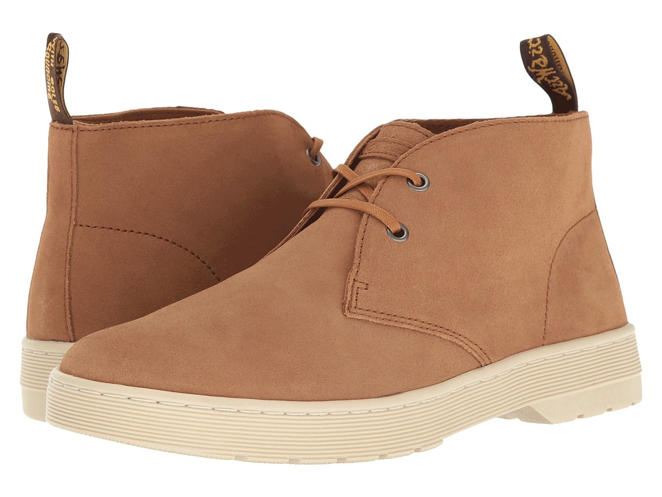 Dr. Martens Cabrillo (Tan Hi Suede WP) Men