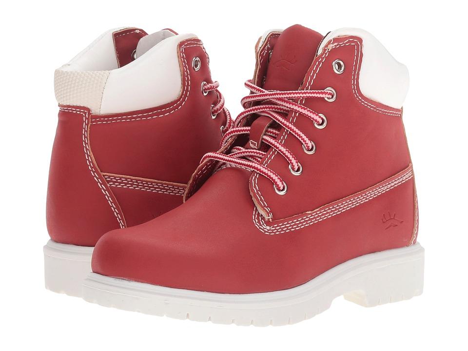Deer Stags Kids - Mater (Little Kid/Big Kid) (Red) Boy's Shoes