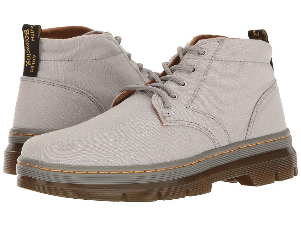 Dr. Martens Bonny (Mid Grey Canvas) Boots