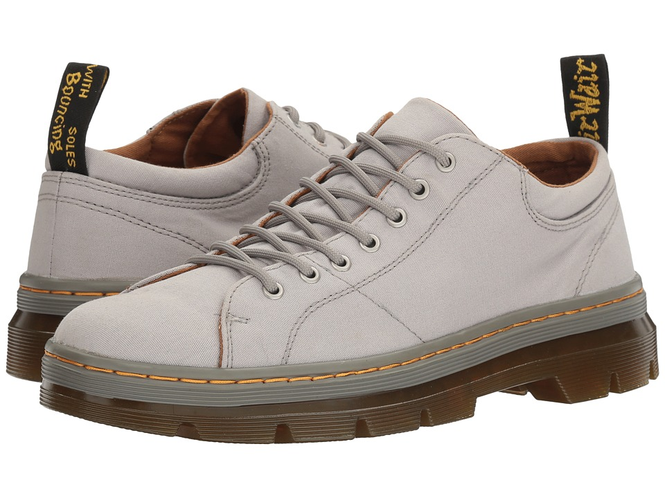 Dr. Martens - Royce (Mid Grey Canvas) Boots