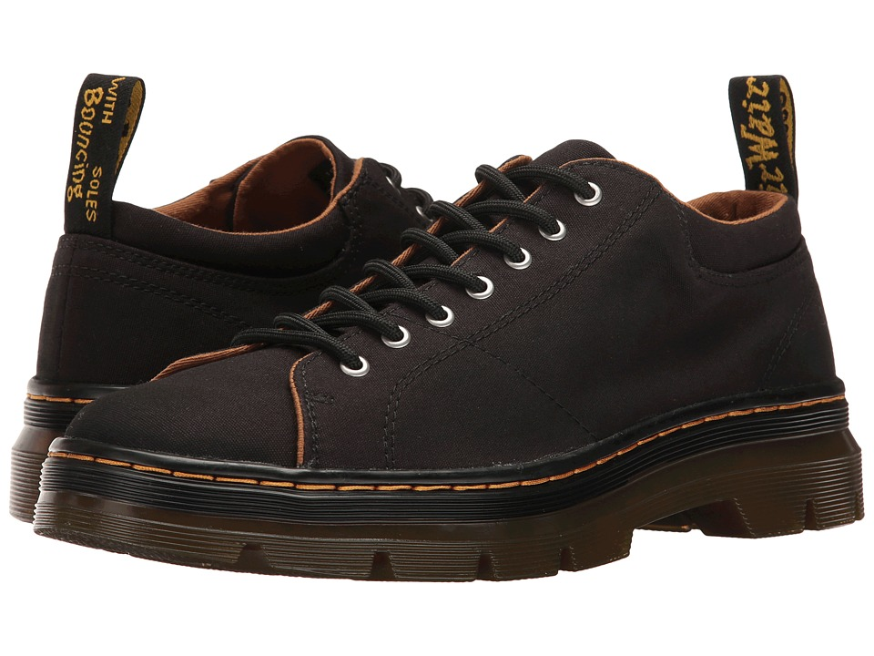 Dr. Martens - Royce (Black Canvas) Boots