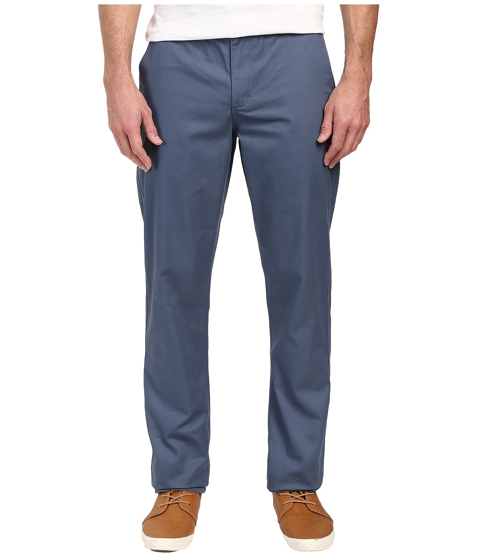 Benny Gold - First Class Chino Pants (Slate) Men's Casual Pants