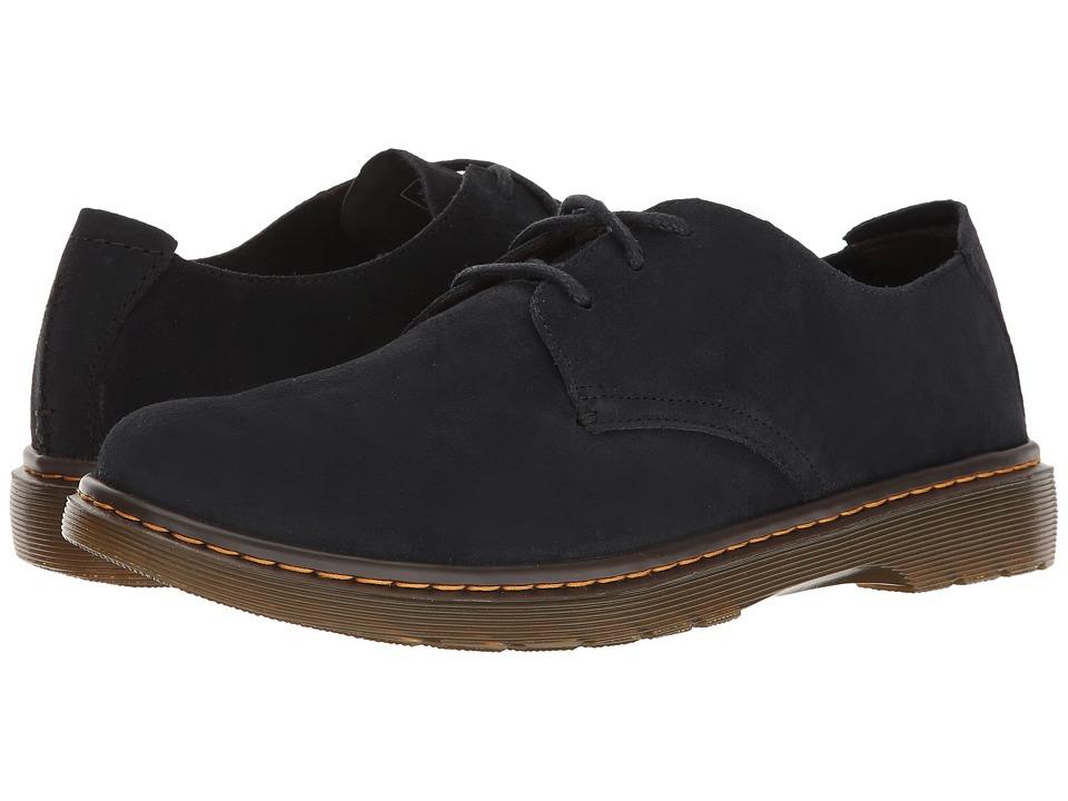 Dr. Martens - Elsfield (Navy Bronx Suede) Men's Boots