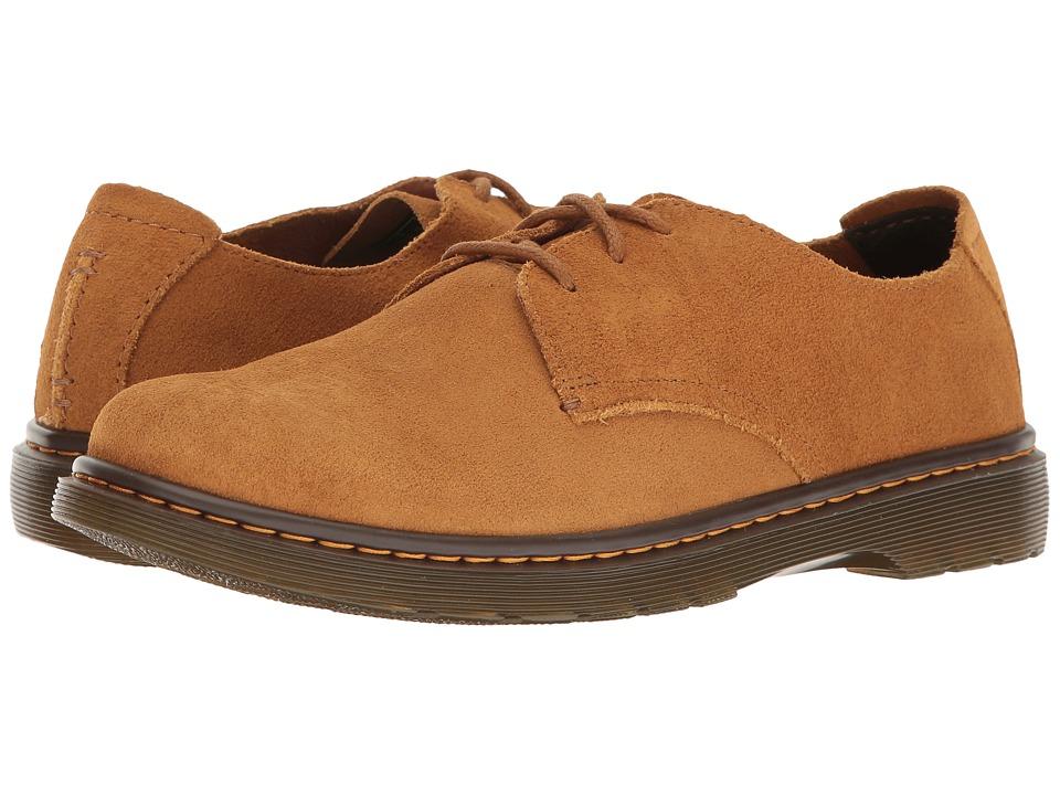 Dr. Martens - Elsfield (Chestnut Bronx Suede) Men's Boots