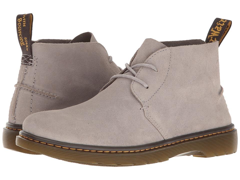 Dr. Martens - Ember (Mid Grey Bronx Suede) Men's Boots