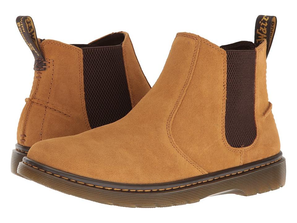 Dr. Martens - Lyme (Chestnut Bronx Suede) Men's Boots