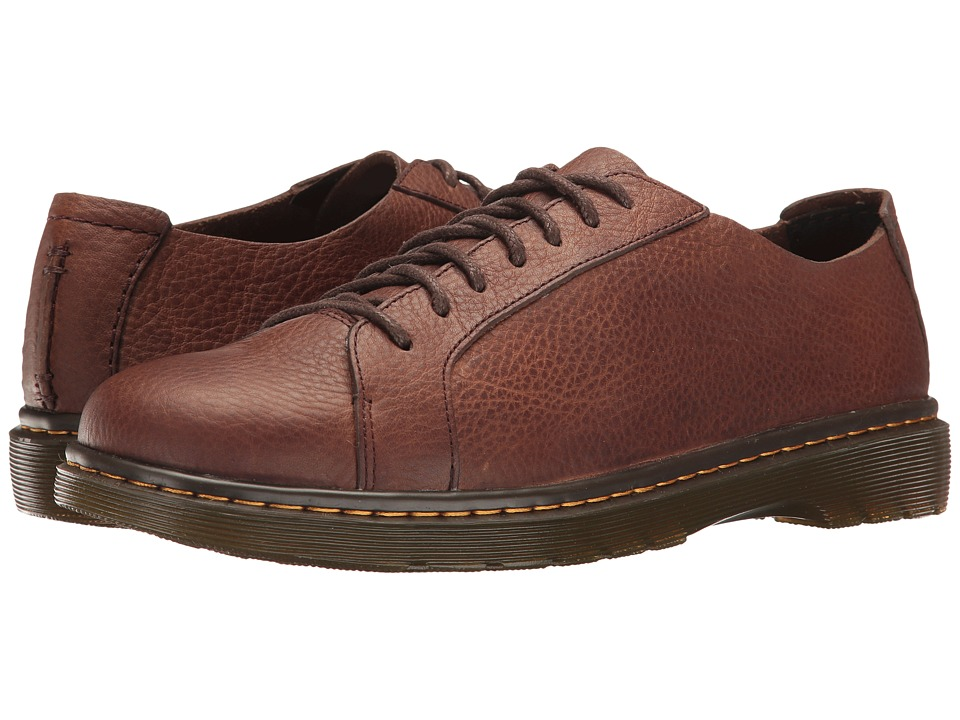 Dr. Martens Islip (Dark Brown Grizzly) Men