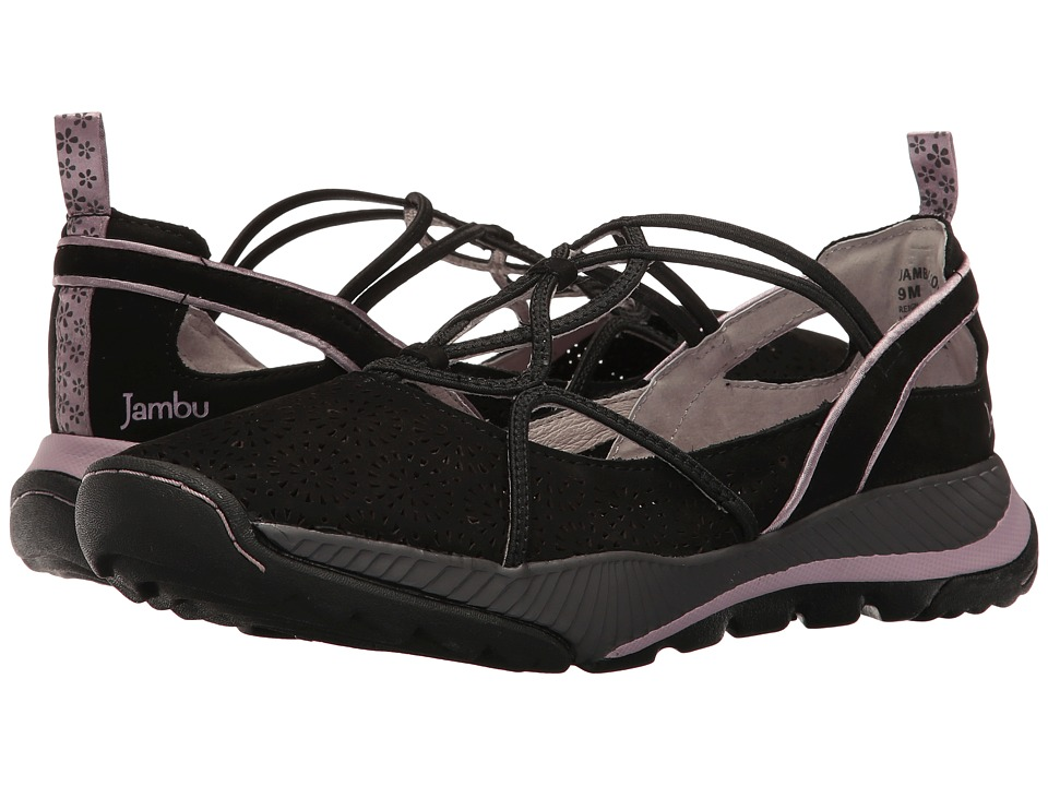 Jambu - Reign (Black) Women's Shoes
