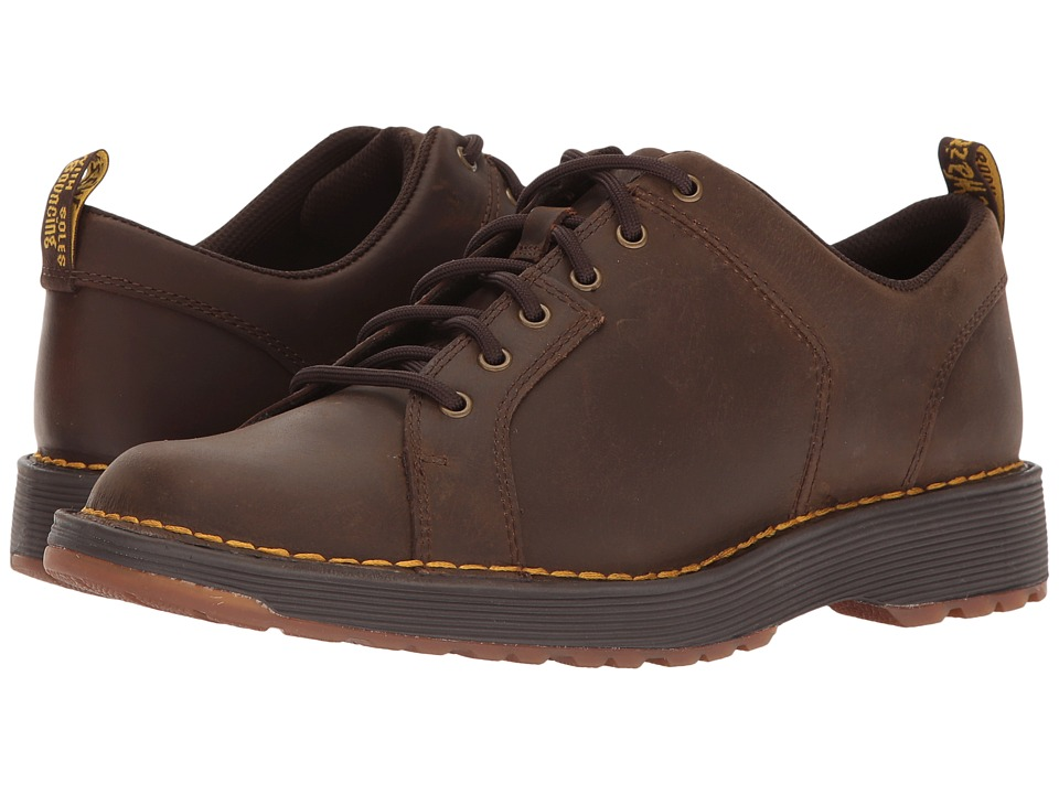 Dr. Martens - Peyton (Dark Brown Republic) Men's Boots