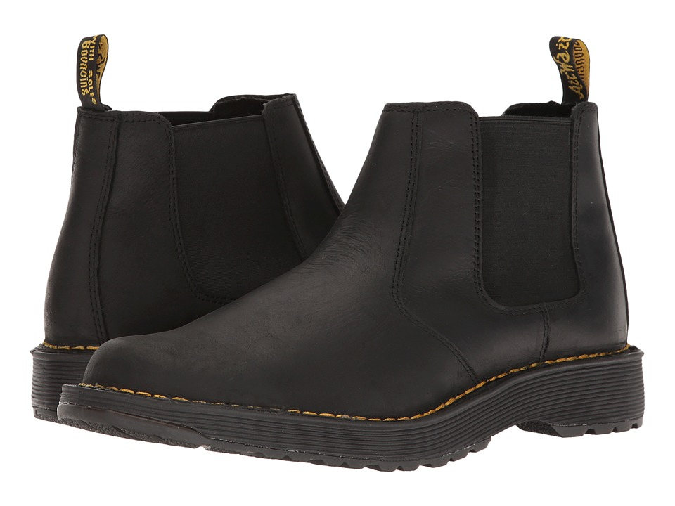 Dr. Martens - Trenton (Black Republic) Men's Boots