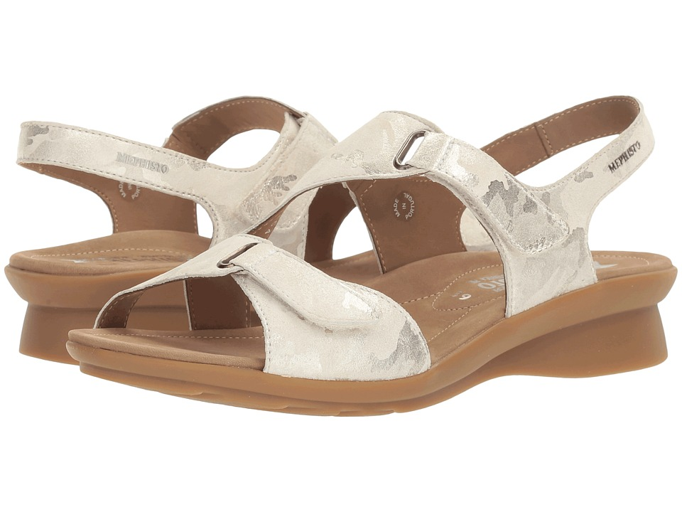 Mephisto - Paris (Light Sand Anna) Women's Sandals