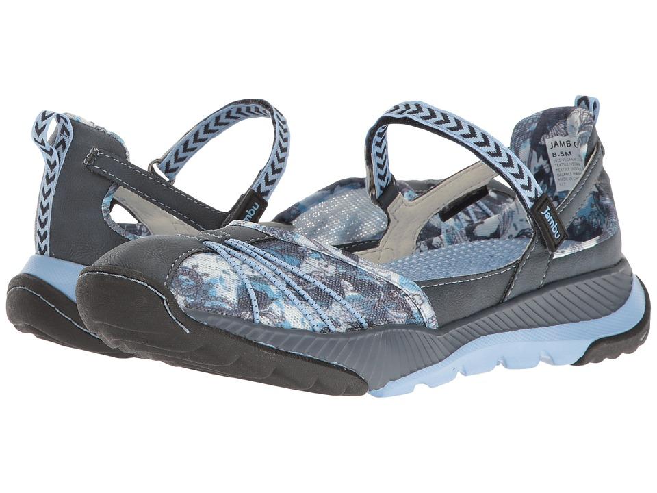 Jambu - Iris-Vegan Water Ready (Denim/Navy) Women's Shoes