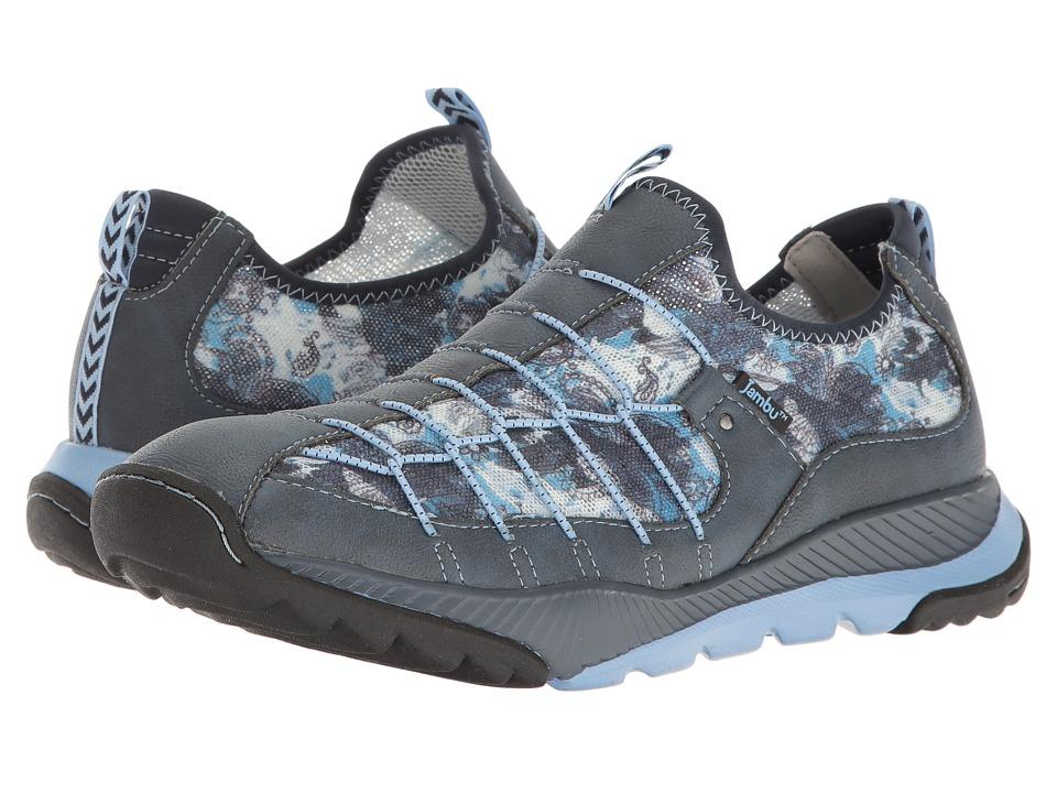 Jambu - Sparrow-Vegan Water Ready (Denim/Navy) Women's Shoes