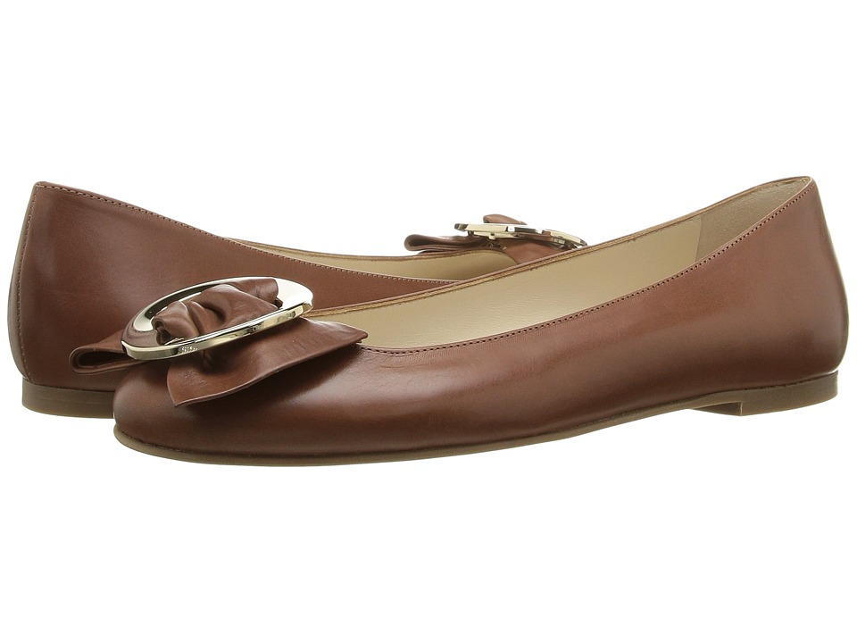Frances Valentine - Frances 2 (Tabacco Leather) Women's Shoes