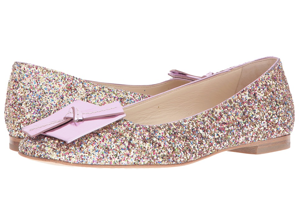 Frances Valentine - Olivia (Multi Glitter/Pink) Women's Shoes