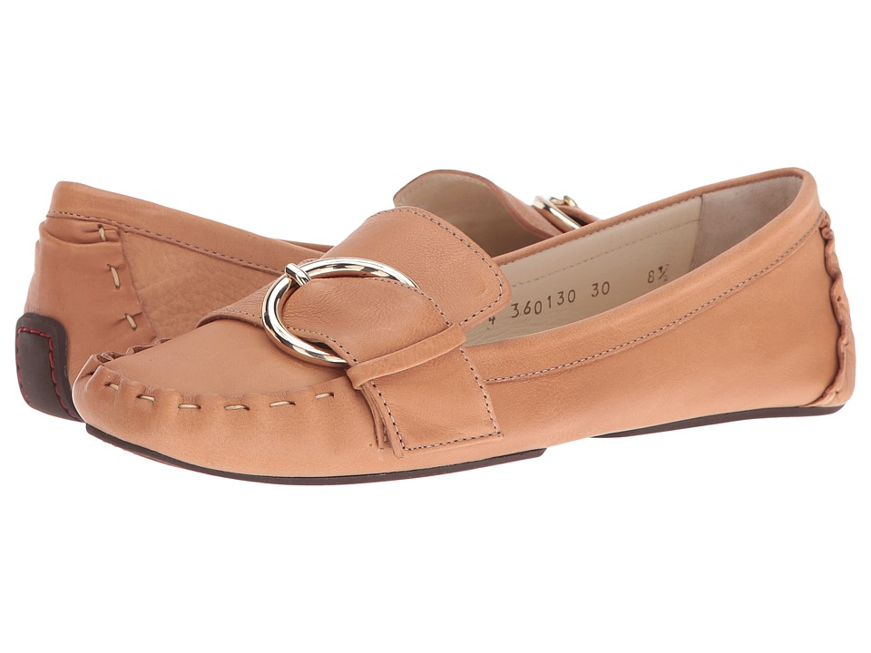 Frances Valentine - Teddy (Camel Leather) Women's Shoes