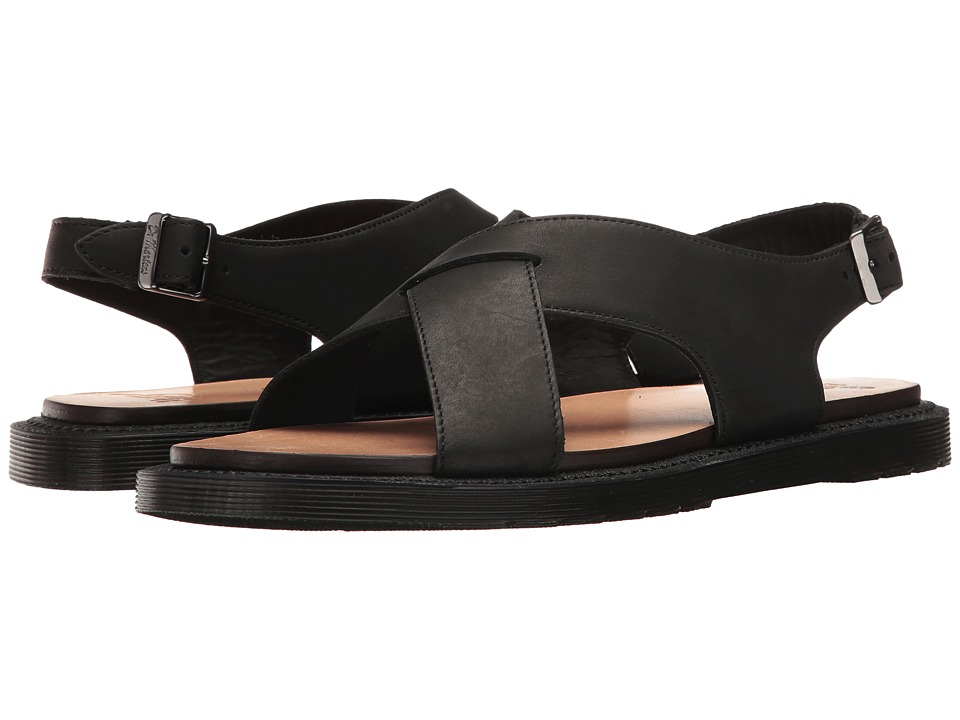 Dr. Martens - Abella (Black Temperley) Women's Sandals
