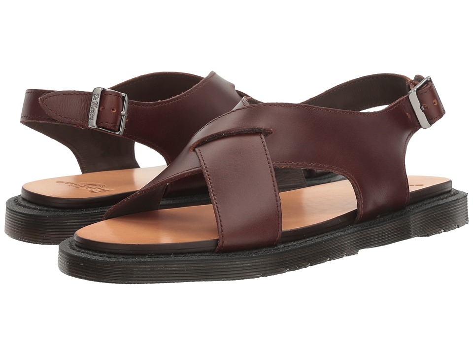 Dr. Martens - Abella (Tan Analine) Women's Sandals