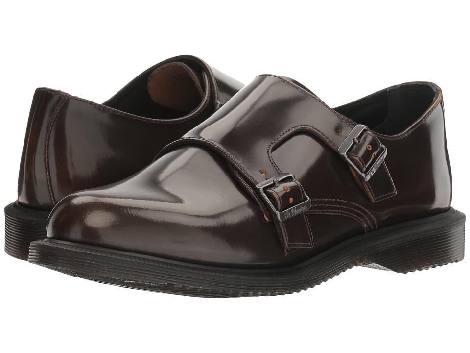 Dr. Martens - Pandora (Tan Arcadia) Women's Boots