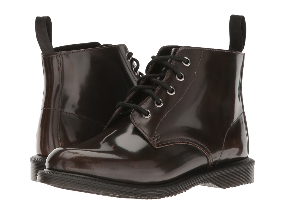 Dr. Martens - Emmeline (Tan Arcadia) Women's Lace-up Boots