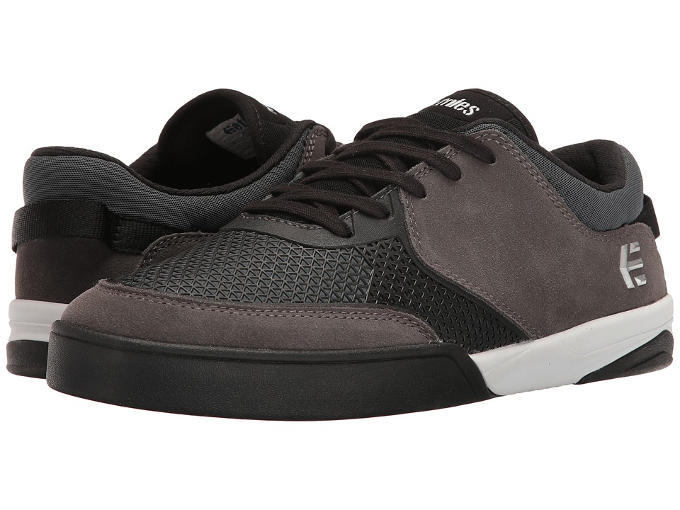 etnies - Helix (Grey/Black) Men's Skate Shoes