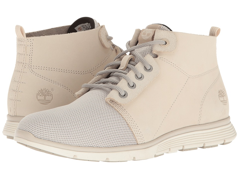 Timberland - Killington Chukka (White Full Grain) Women's Boots