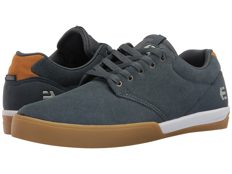 etnies - Jameson XT (Slate) Men's Skate Shoes