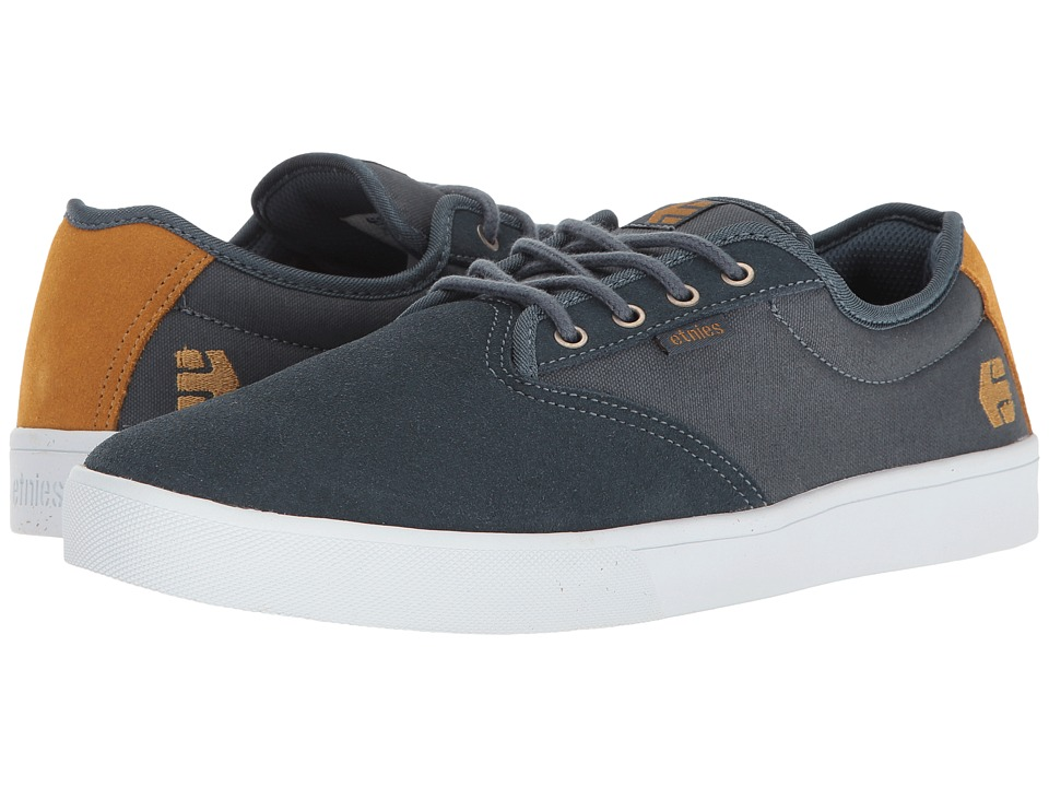 etnies - Jameson SL (Slate) Men's Skate Shoes