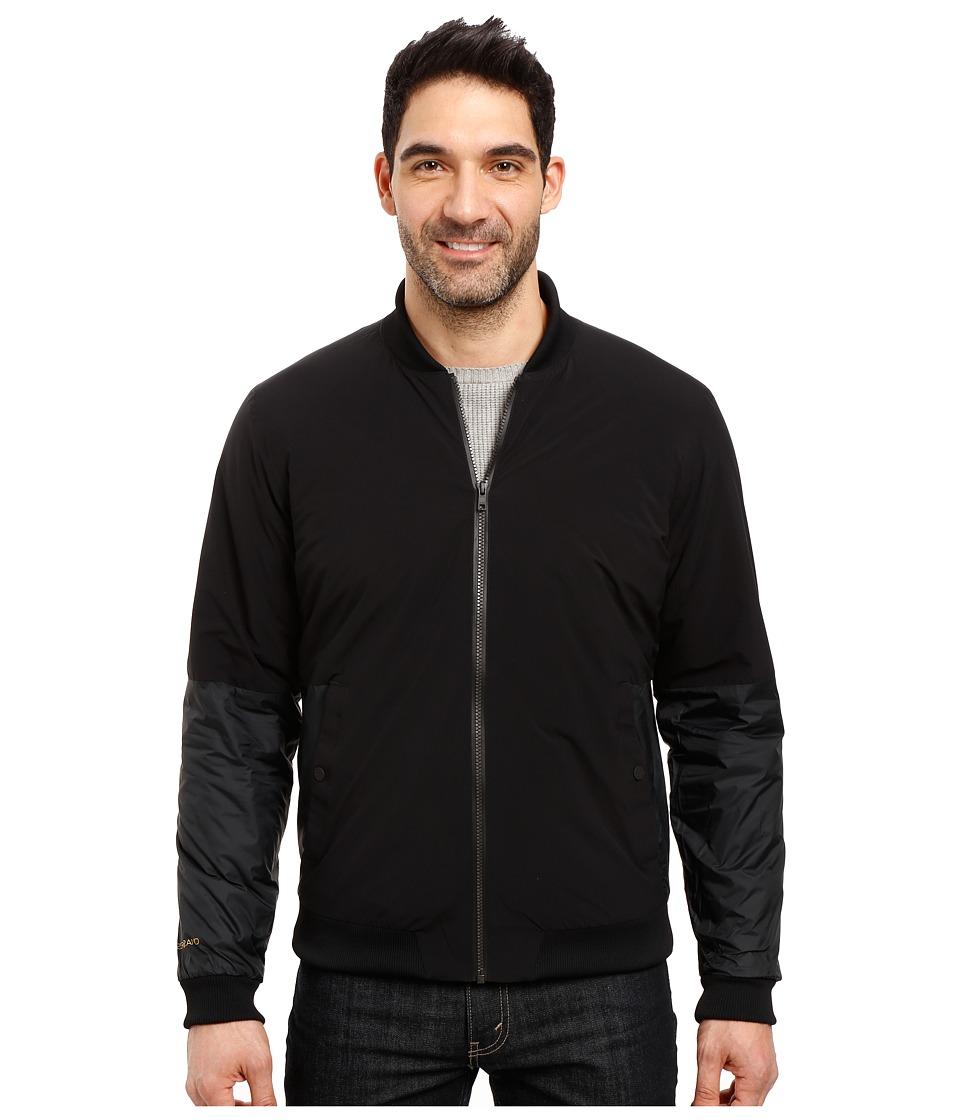 Mountain Hardwear - ZeroGrand Bomber Jacket (Black) Men's Coat