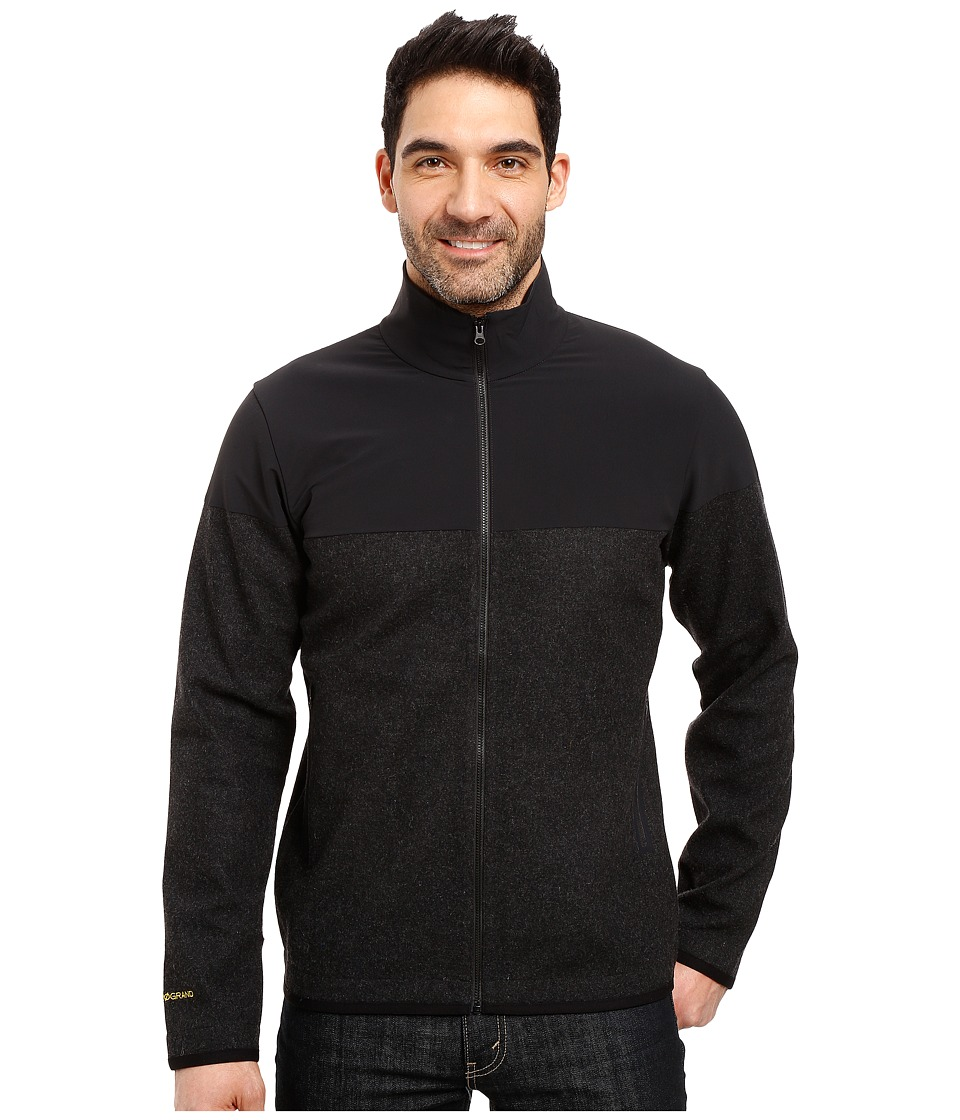 Mountain Hardwear - ZeroGrand Neo Fleece Full Zip Jacket (Black) Men's Coat