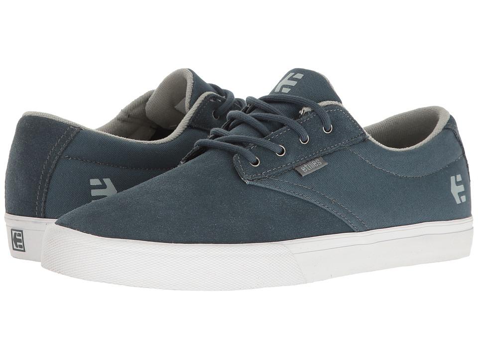 etnies - Jameson Vulc (Slate) Men's Skate Shoes
