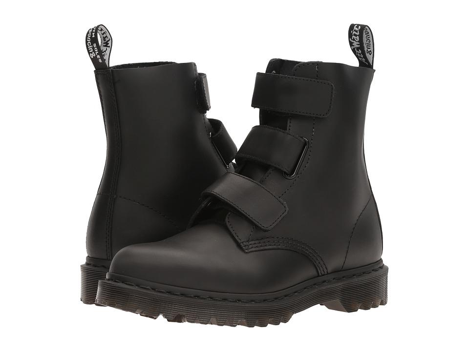 Dr. Martens - Coralia (Black Venice) Women's Boots
