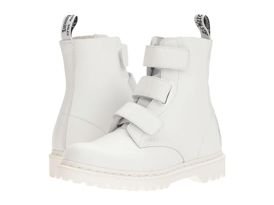 Dr. Martens - Coralia (White Venice) Women's Boots