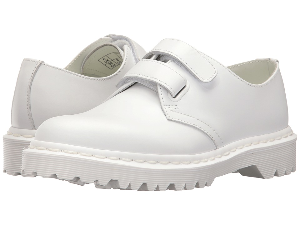 Dr. Martens - Laureen (White Venice) Women's Boots