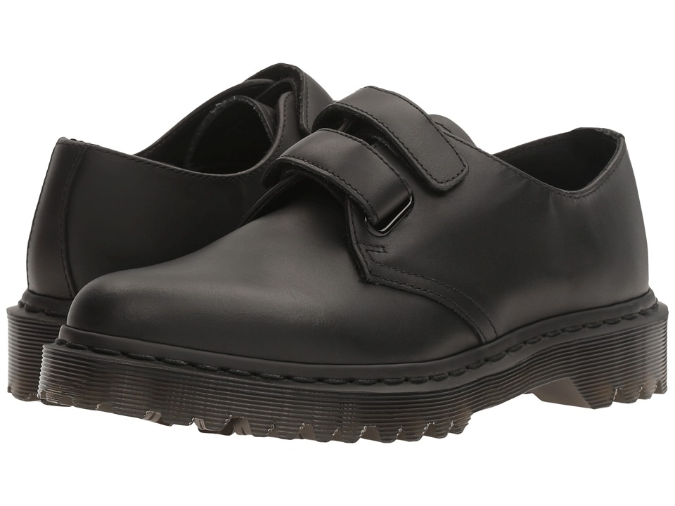 Dr. Martens - Laureen (Black Venice) Women's Boots