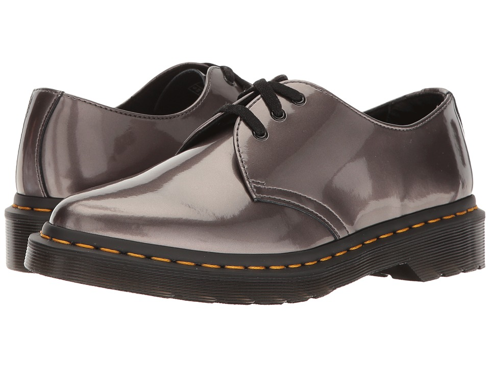 Dr. Martens - Dupree (Pewter Spectra Patent) Women's Boots