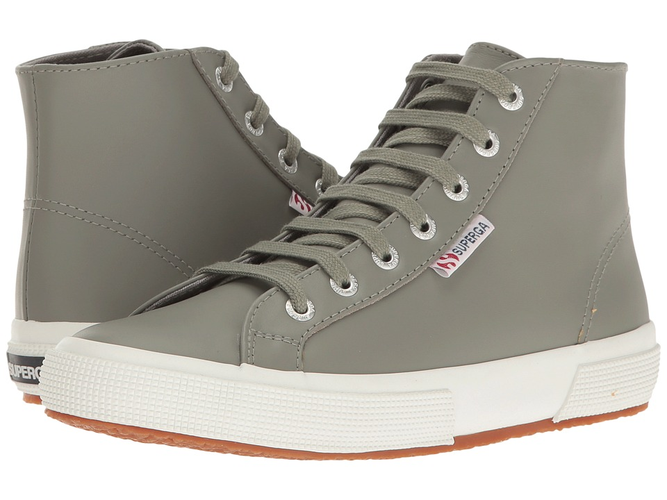 Superga - 2795 FGLU (Grey) Women's Lace up casual Shoes