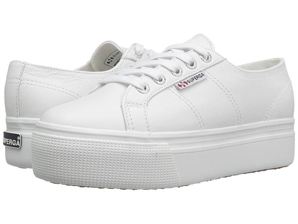 Superga 2790 FGLW (White) Women
