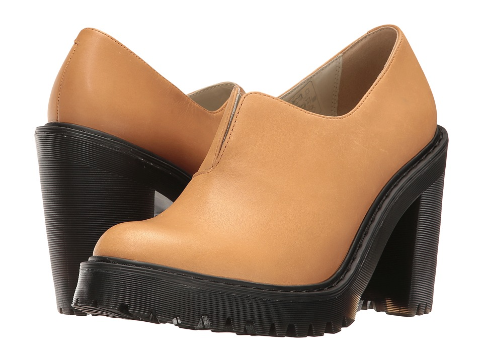 Dr. Martens - Cordelia (Tan San Diego) Women's Boots