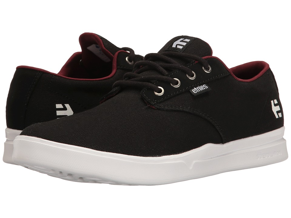 etnies Jameson SC (Black/White/Gum) Men