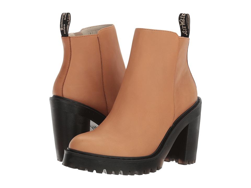 Dr. Martens - Magdalena (Tan San Diego) Women's Shoes