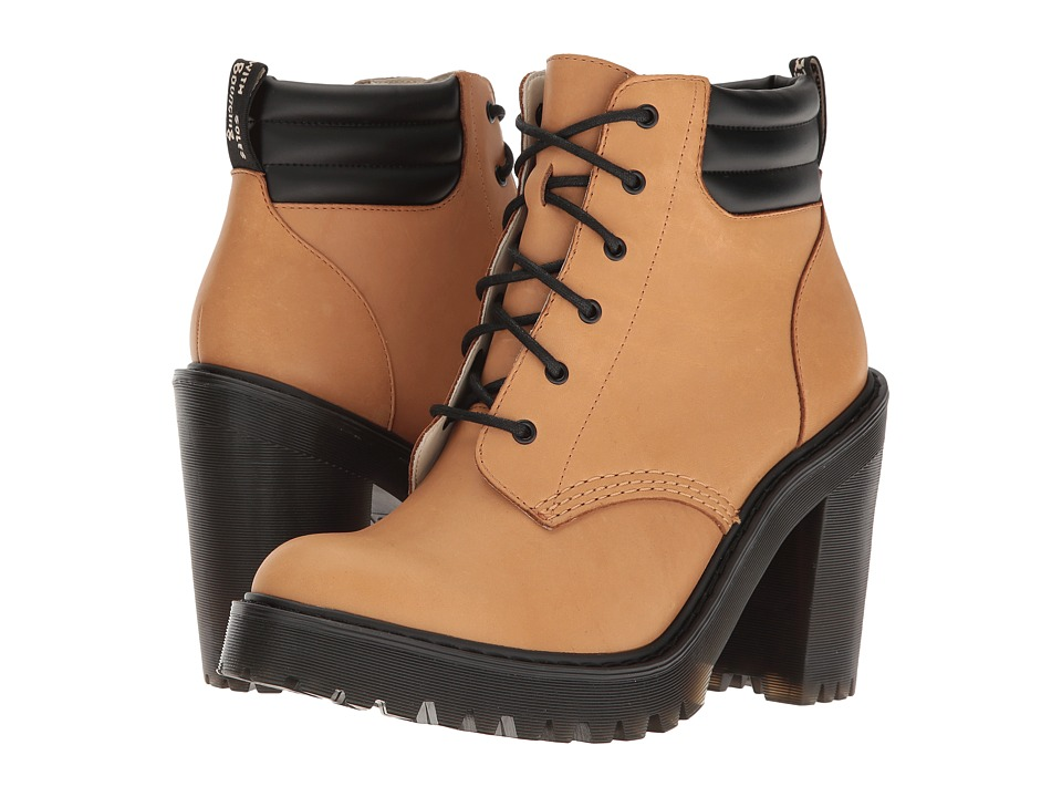 Dr. Martens - Persephone (Tan San Diego) Women's Shoes