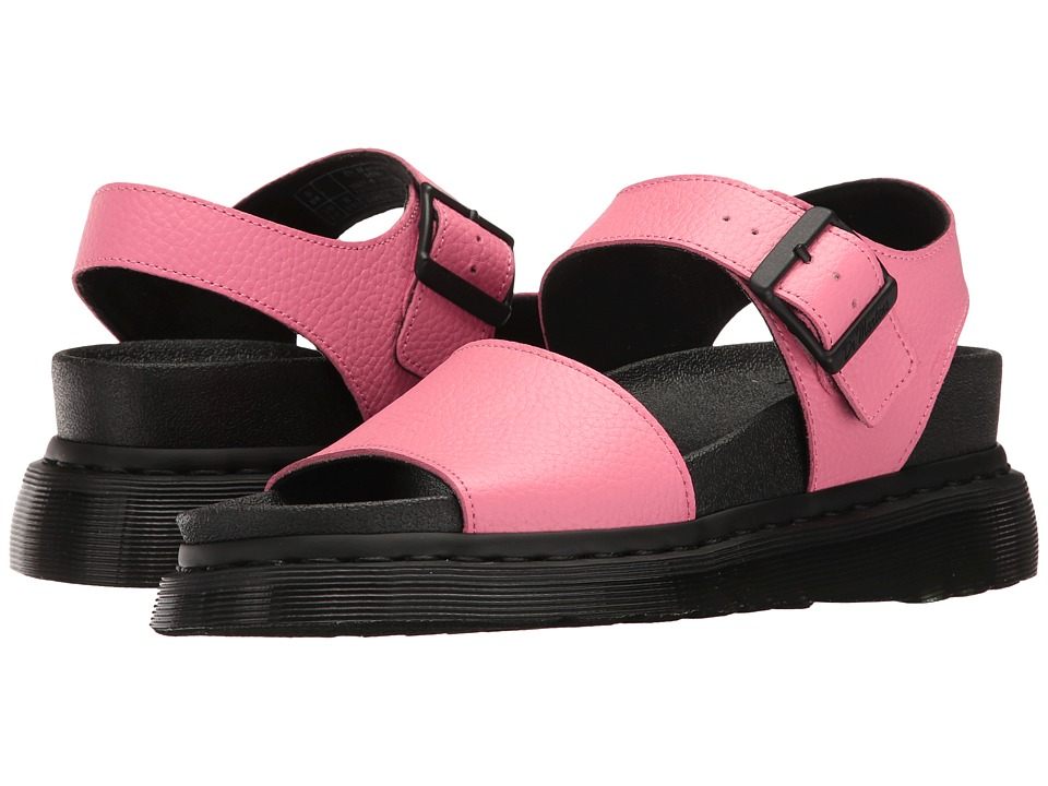 Dr. Martens - Romi (Soft Pink Pebble Lamper) Women's Sandals