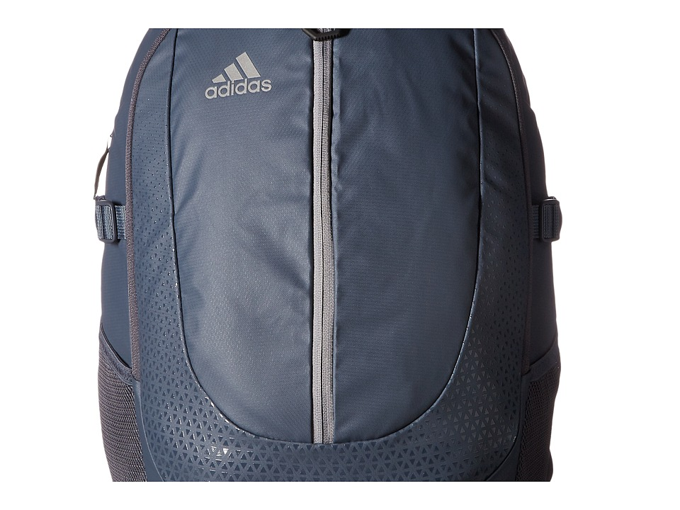 adidas - Primero II Backpack (Deepest Space/Grey/Reflective Silver) Backpack Bags