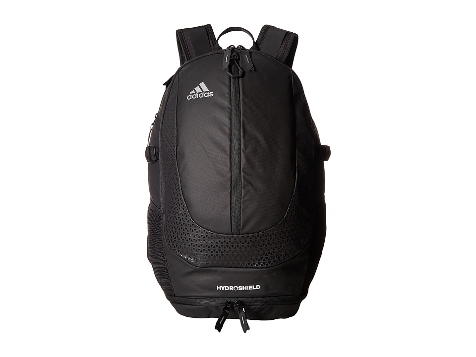 adidas - Primero II Backpack (Black/White) Backpack Bags