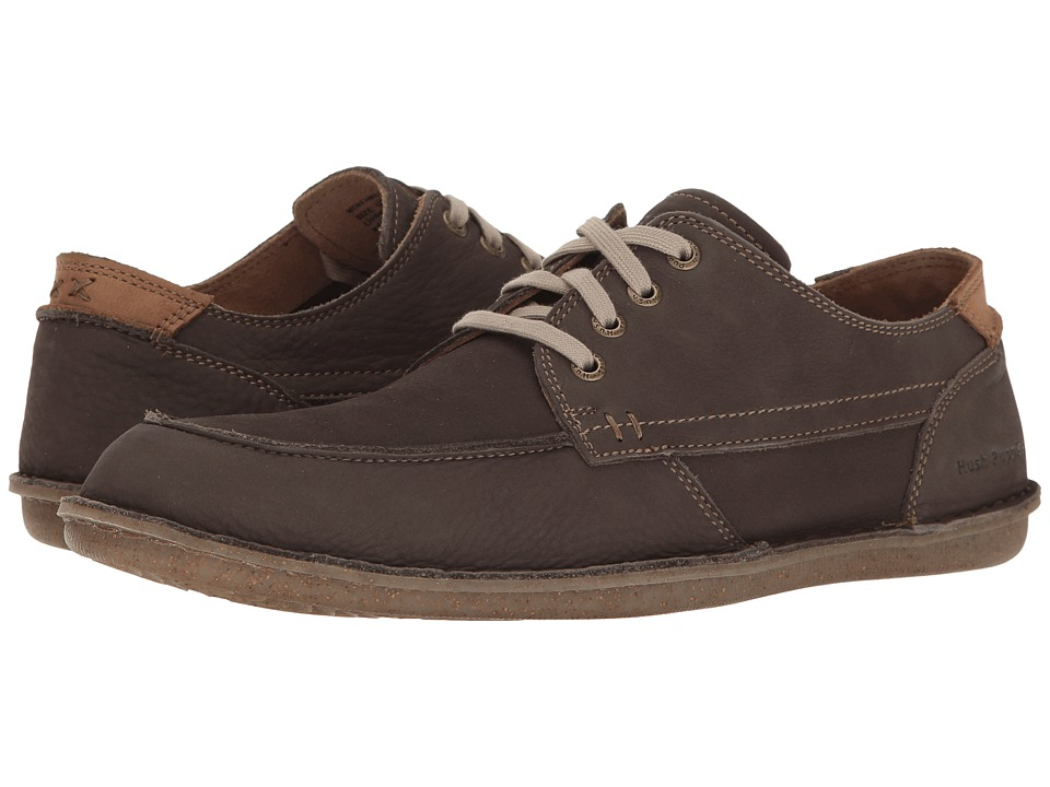 Hush Puppies Arvid Roll Flex (Grey Nubuck) Men