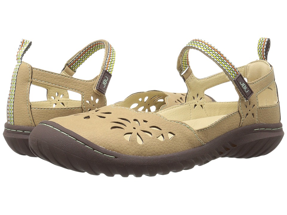 JBU - Deep Sea - Encore (Oatmeal) Women's Shoes